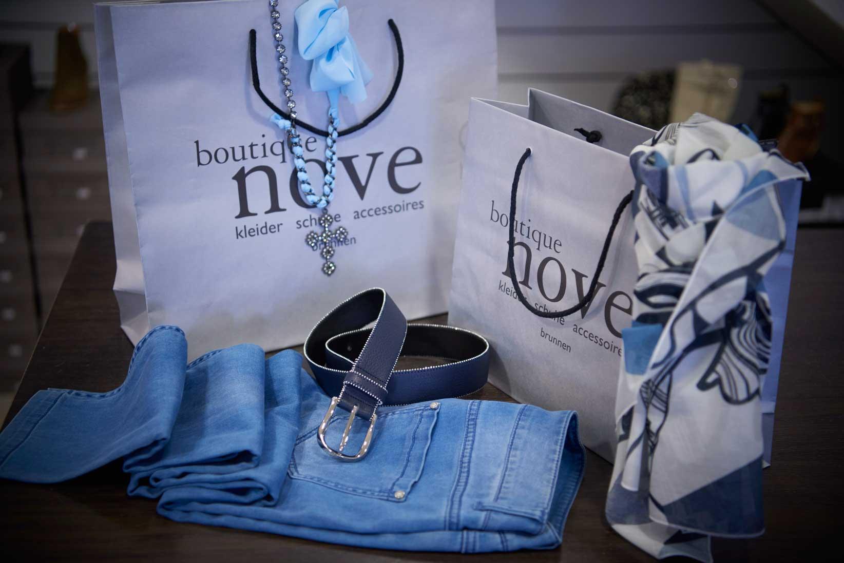 boutique nove - kompetente Modeberatung für Frauen mit Stil