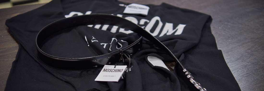 Moschino Couture – exklusiv bei boutique nove in Brunnen SZ