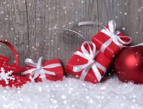 So kleiden Sie sich an Weihnachten und Neujahr richtig.