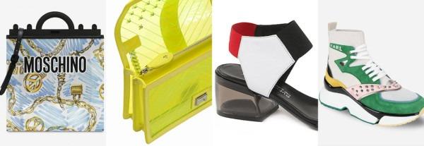 Blog: Die beliebtesten Schuhen und Taschen diesen Sommer.