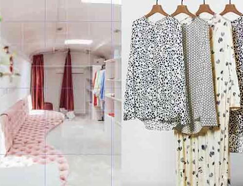 Der Fashion-Bus von Herzensangelegenheit trifft boutique nove!
